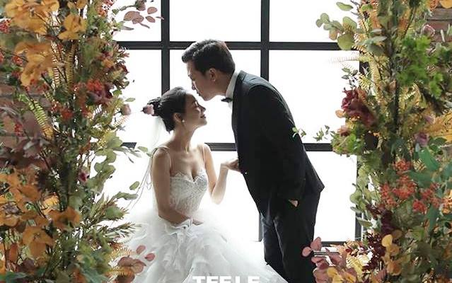 hôn lễ Trường Giang – Nhã Phương