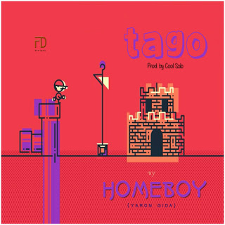 Music:HomeBoy-Tago prod.by(Cool solo)