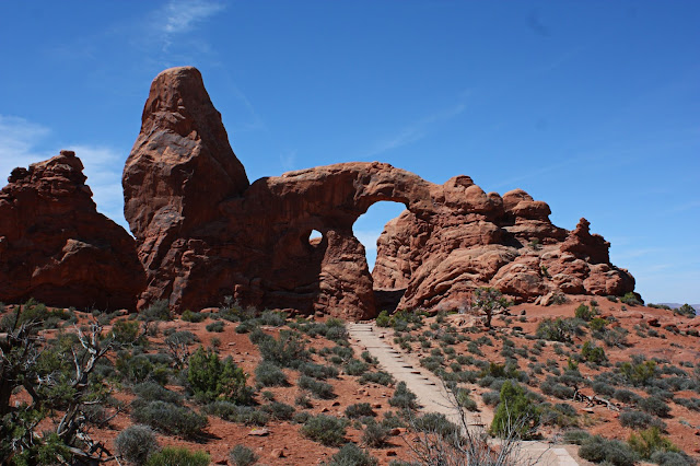 Full image of Turret Arch