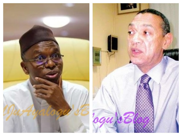 You were busy organising beauty contest - El-Rufai blasts Senator Bruce over Abuja Light Rail