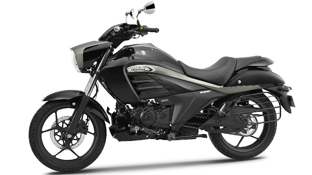 New  Suzuki Intruder 150 side look HD Picture