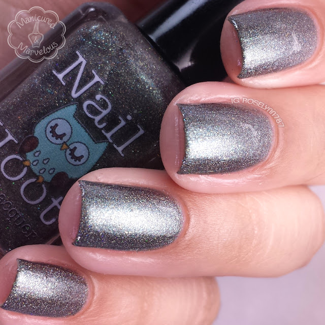 Nail Hoot Lacquer - Escaped Velocity