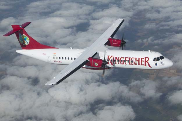 World Famous Air Crafts Kingfisher Airlines Info Amp Pics