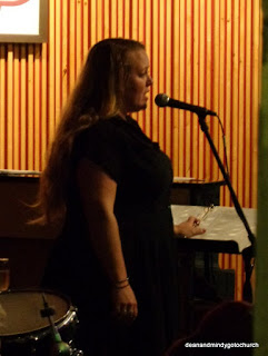 Debbie Davis sings Randy Newman at Buffa's