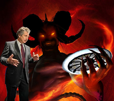 Billionaires, UFOs and Satan