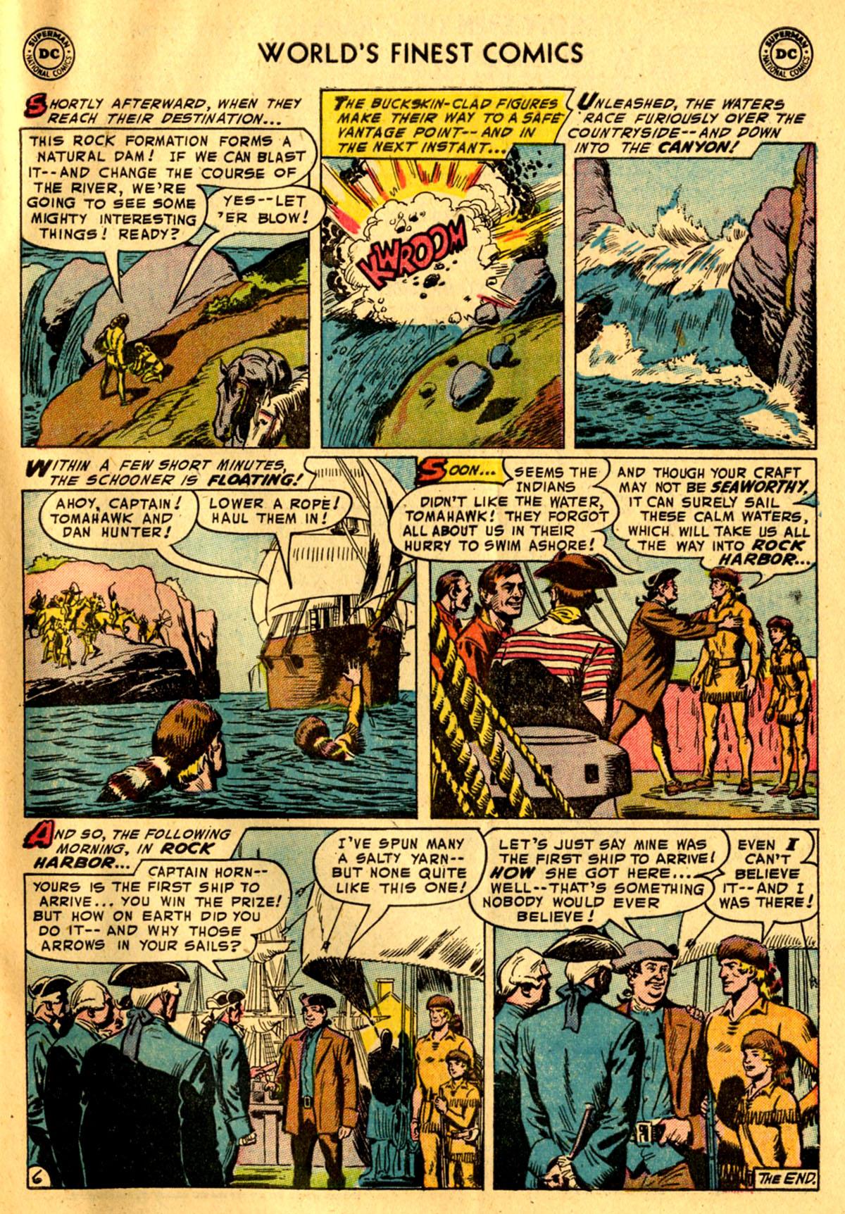 Read online World's Finest Comics comic -  Issue #76 - 33
