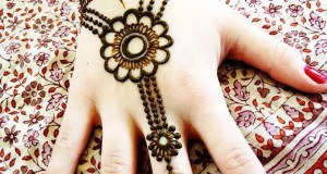Jewelry Mehndi Designs