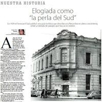 Históricos hoteles de Necochea