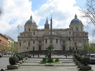 Basilica of Santa Maria Trastevere Rome