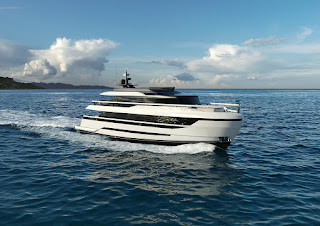 Palumbo Superyachts: venduto il nuovo Extra 93 by Isa Yachts
