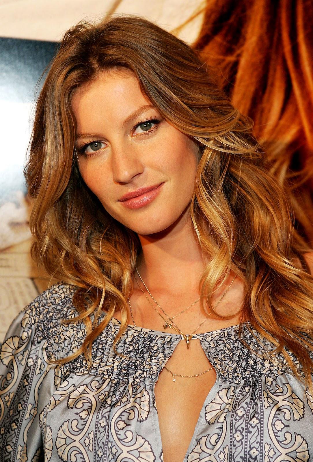 Gisele Bundchen Hot Brazilian Supermodel ~ Celebrity Hot Blog Gisele Bundchen