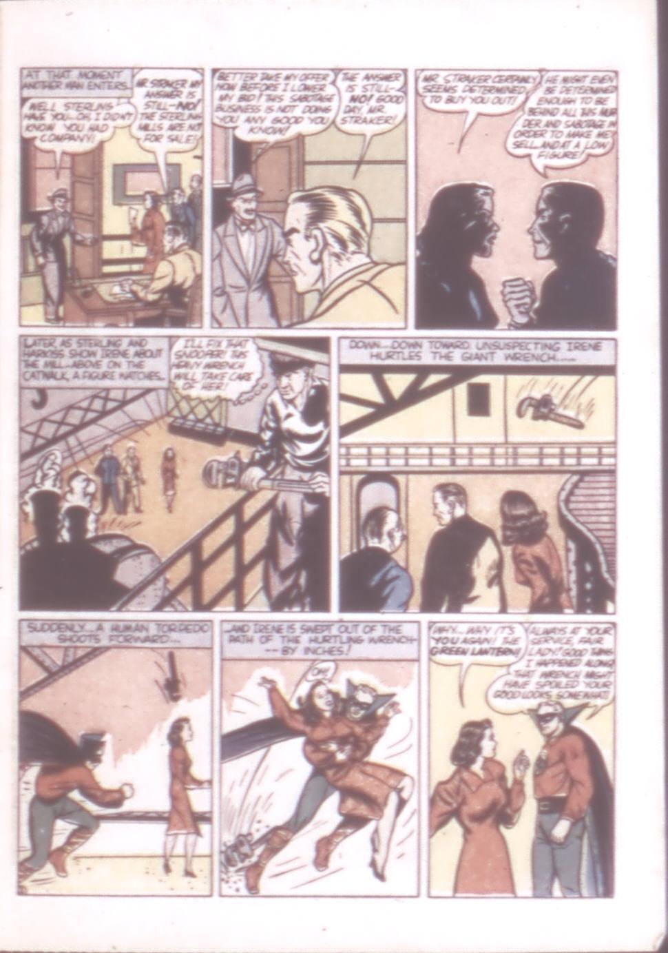 Read online All-American Comics (1939) comic -  Issue #25 - 5