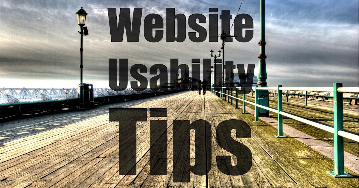 15 Usability Tips to Design a Highly Impressive Website
