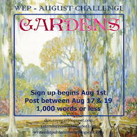 JOIN US FOR THE AUGUST CHALLENGE!