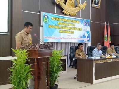 Dibuka Bupati, Musrenbang RKPD 2020 Skala Prioritas Sejalan Visi Misi Tebo Tuntas