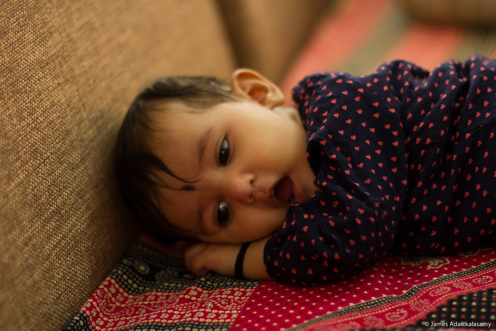 Cute Indian Baby Girl Profile Pictures For Facebook