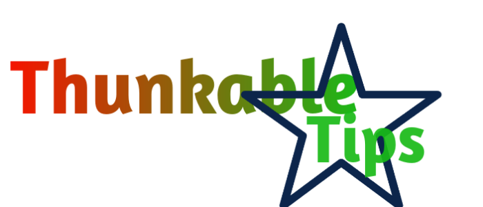 Privacy Policy - Thunkable Tips - Thunkable X, Thunkable Pro