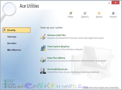 Ace Utilities 6.2.0 Build 286 Full Version