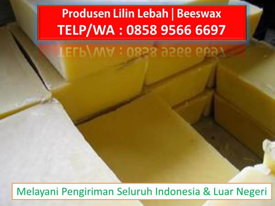 Jual Lilin Lebah Surabaya, TELP/WA : 0858 9566 6697 (isat), Jual Beeswax Jakarta