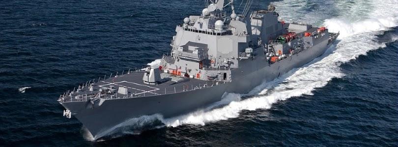 Для ВМС США почали будувати 78-й есмінець Arleigh Burke