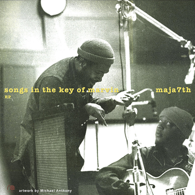 """""""SONGS IN THE KEY OF MARVIN"""" INSTRUMENTALS (EP) by Maja7th • STREAM + DOWNLOAD"""