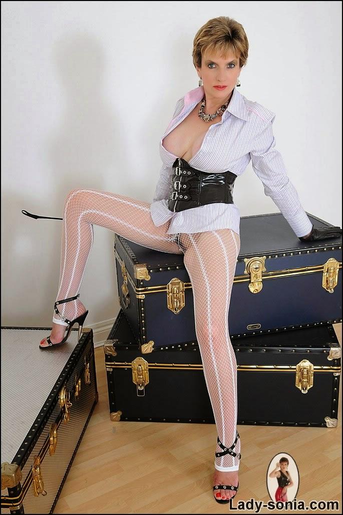 White Pantyhose Lovers 42