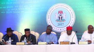Southern Govs Unite On True Federalism, Devolution Of Powers
