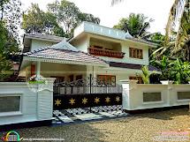 Kerala Home Design 2017