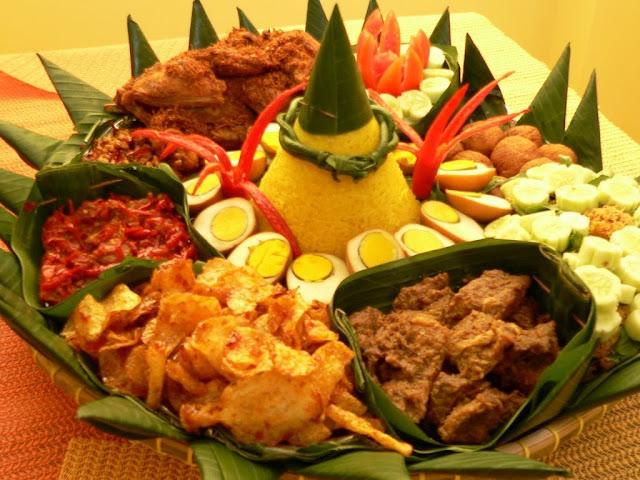 Cara Membuat Nasi Kuning Ala Royco Menggunakan Rice Cooker