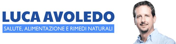 Luca Avoledo - Salute, alimentazione e rimedi naturali