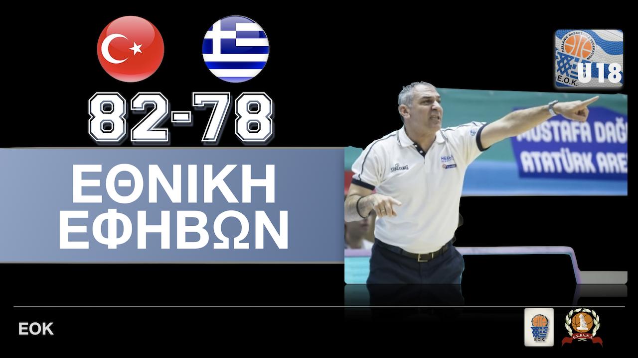 EOK | Ευρωπαϊκό Εφήβων : Γ. Βλασσόπουλος: «Δεν έχουμε χρόνο να σταθούμε στο τι έγινε»