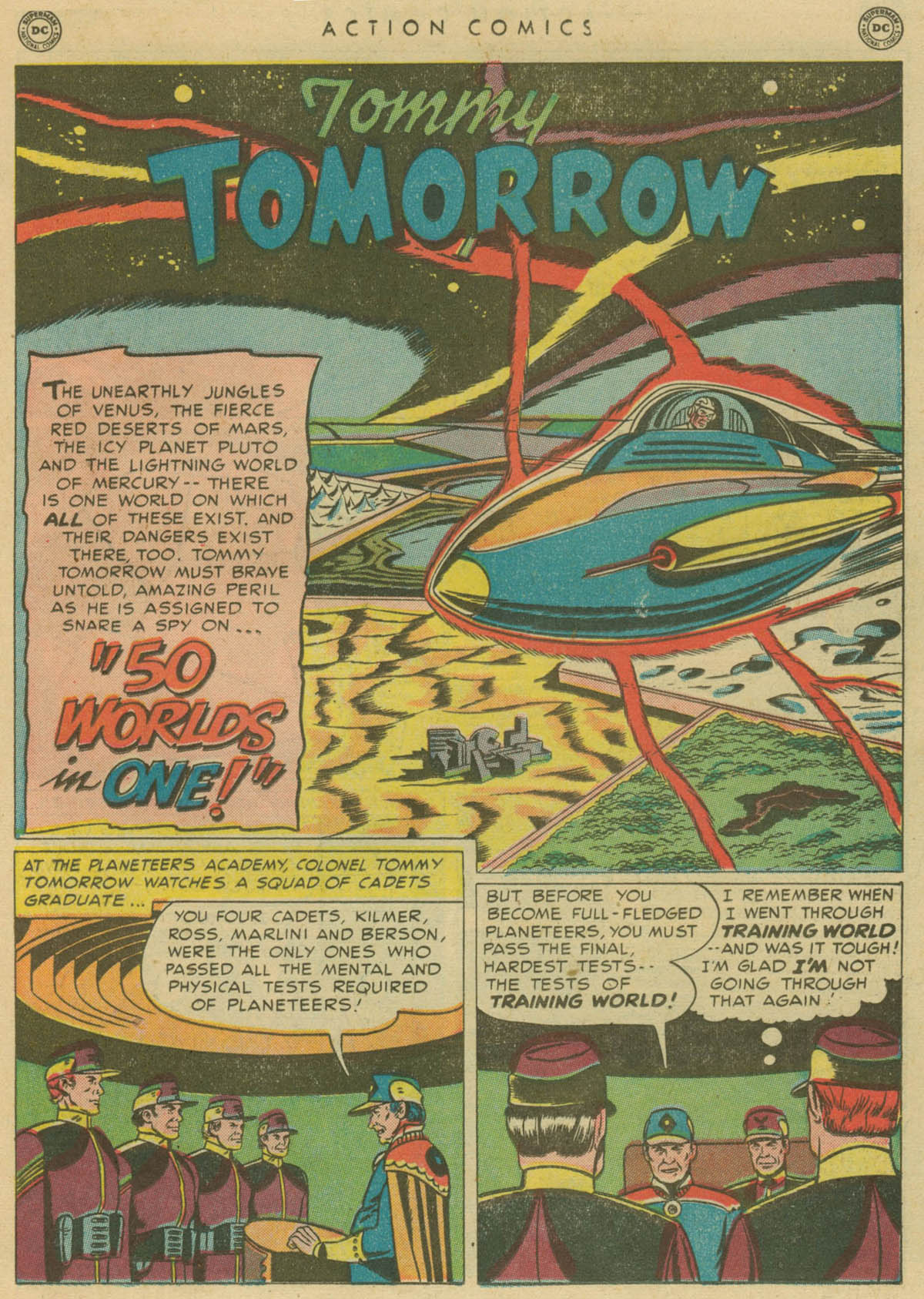 Read online Action Comics (1938) comic -  Issue #141 - 16