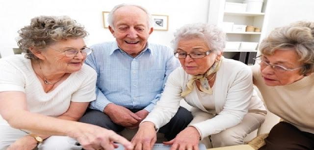 الشيخوخة و مشاكل المسنين الحركية