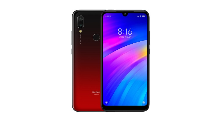Xiaomi Redmi 7 Now Official