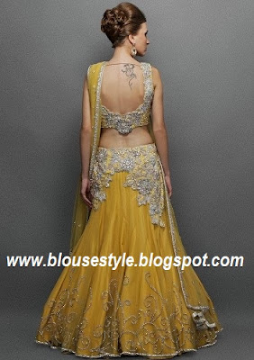 NORTH INDIAN LEHENGA SAREE
