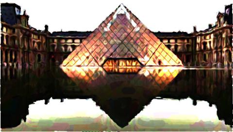 LETRONAUTA París se inunda. ¡Niños y obras de arte primero! | Wilberto Palomares