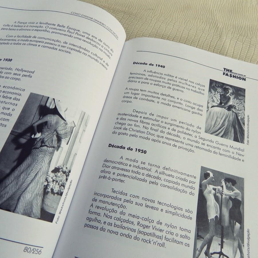livro história da moda