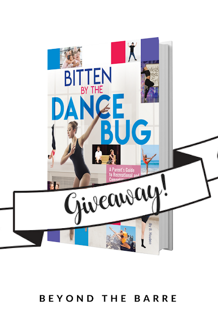 Bitten by the Dance Bug - A Parent's Guide to Recreational and Competitive Dance + Giveaway
