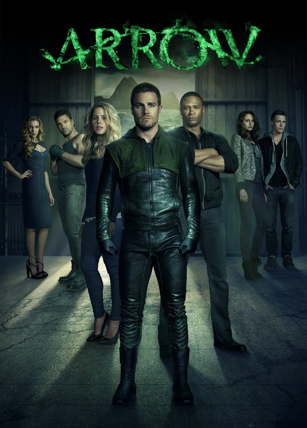 Arrow 2012 - Full (HD)