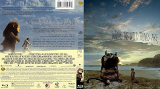 Where The Wild Things Are Bluray Cover | Cover Addict ...