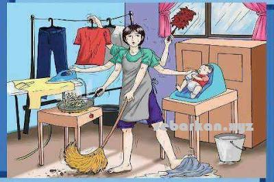 Jangan Pernah Membandingkan Istrimu Dengan Wanita Lain Hanya Karena Tidak Berdandan, Ini Alasannya