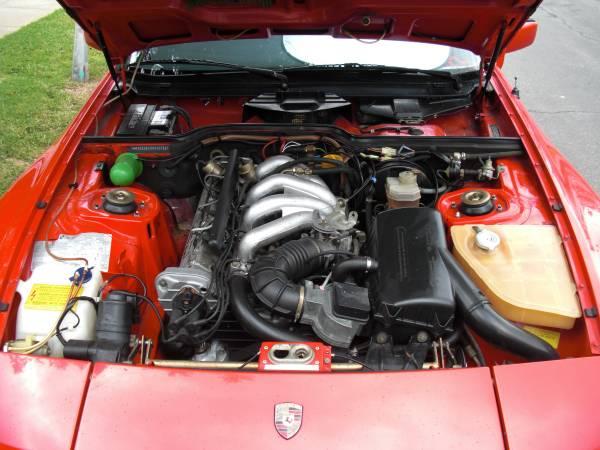 Garage Kept, 1983 Porsche 944 - Buy Clic Volks on porsche spyder, porsche boxster, porsche 3.2 carrera,