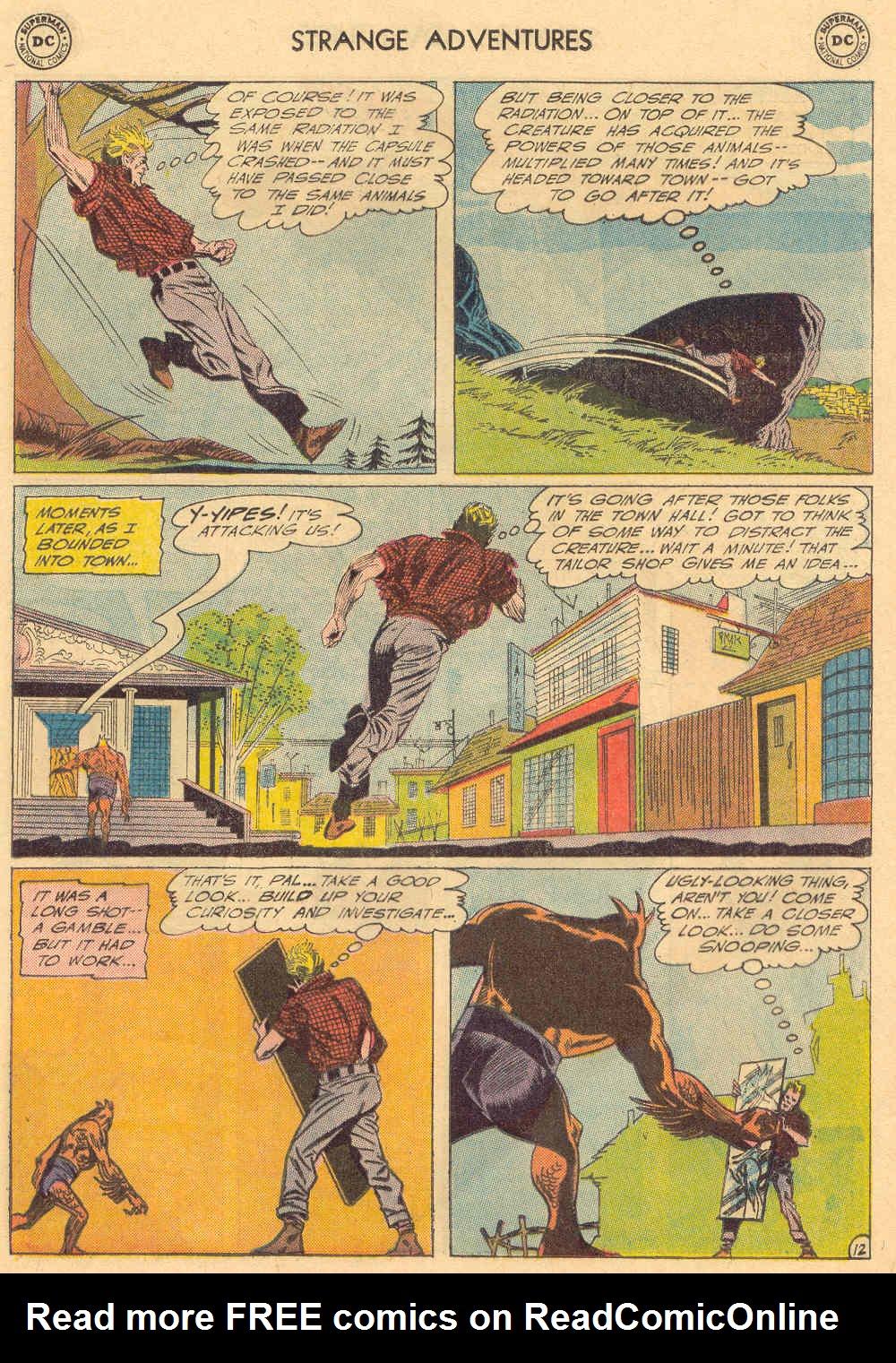Strange Adventures (1950) issue 180 - Page 17