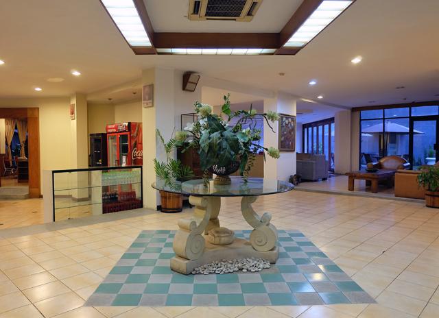 lobby, hotel, zenrooms, cilandak