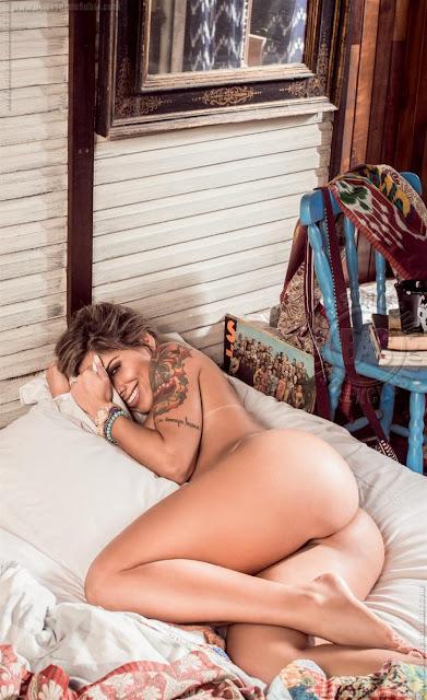 Fotos de Vanessa Mesquita nua pelada na Playboy