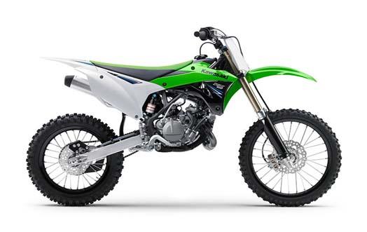 Spesifikasi dan Harga Kawasaki  KX100 2014
