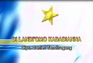 Lirik Lagu Toraja Di Landi'omo KadadianNa