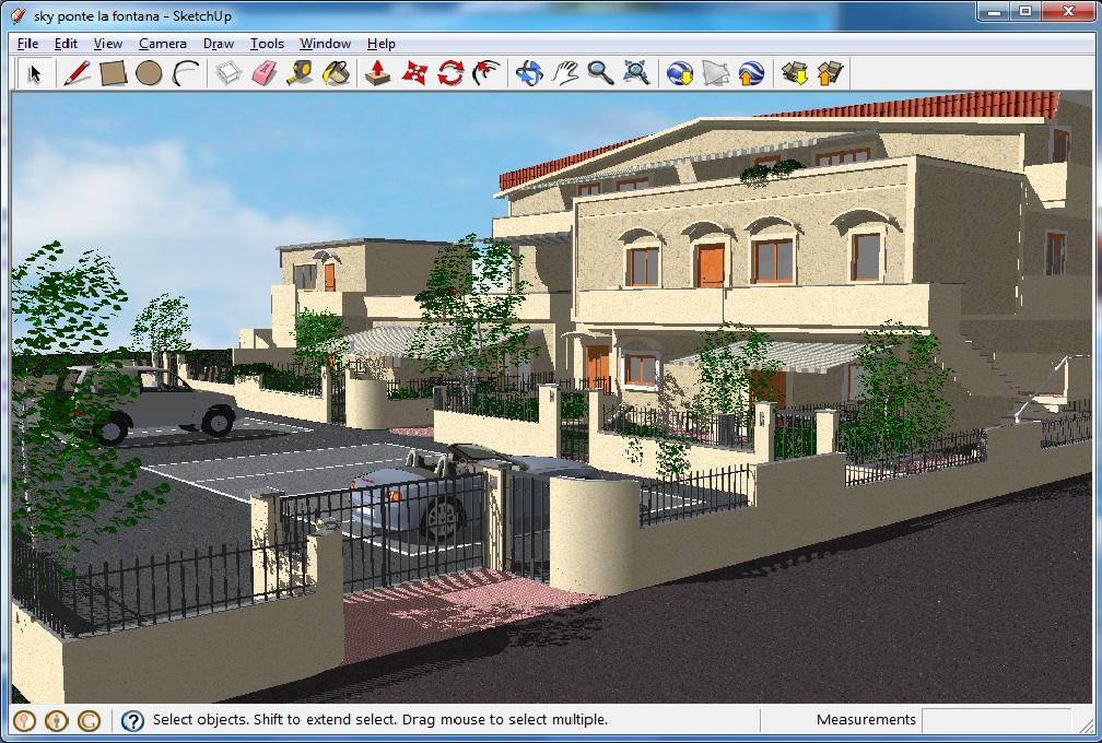 Blog de inform tica de nerea for Software architettura 3d