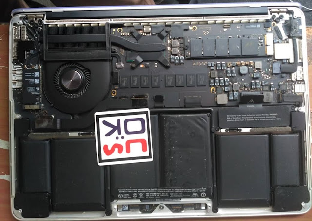 [SOLVED] SERVIS & TUKAR BATERI MACBOOK | KEDAI REPAIR MACBOOK 11