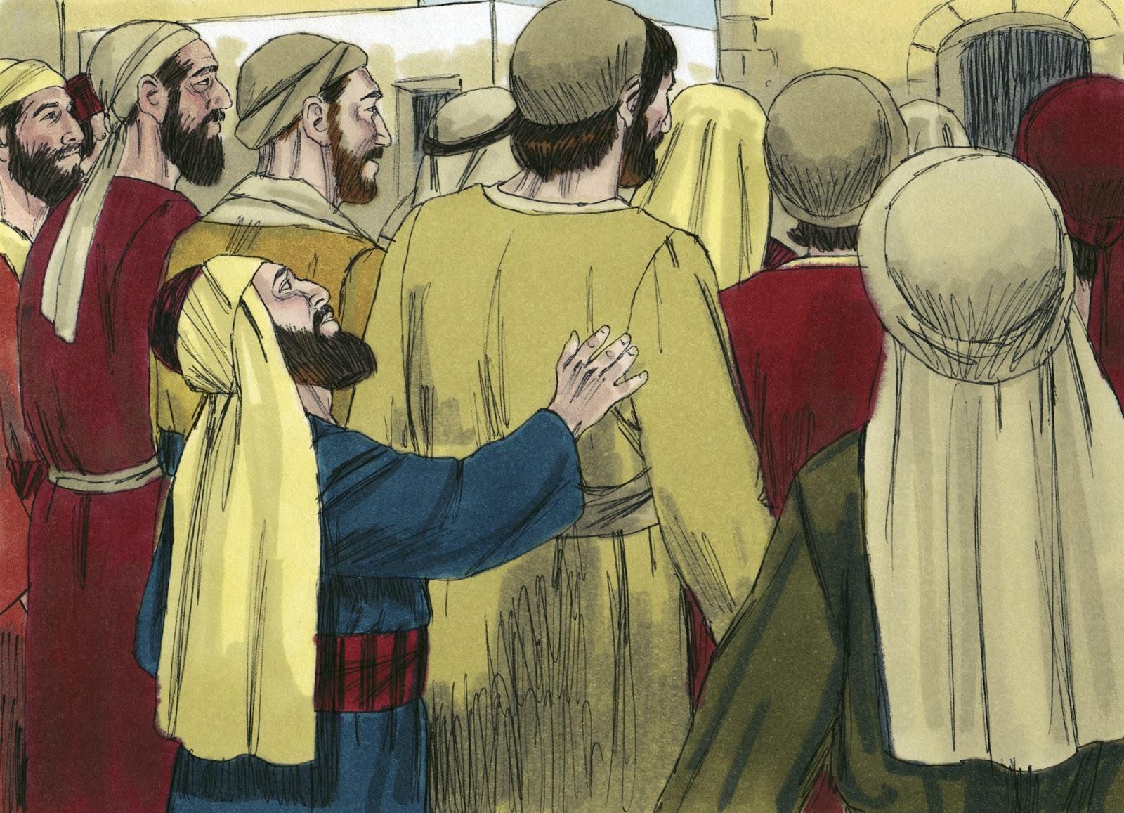 Bible Fun For Kids 4 8 Zacchaeus